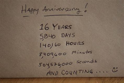 Wedding Anniversary Ideas 16 Years by 16 Year Wedding Anniversary Poems