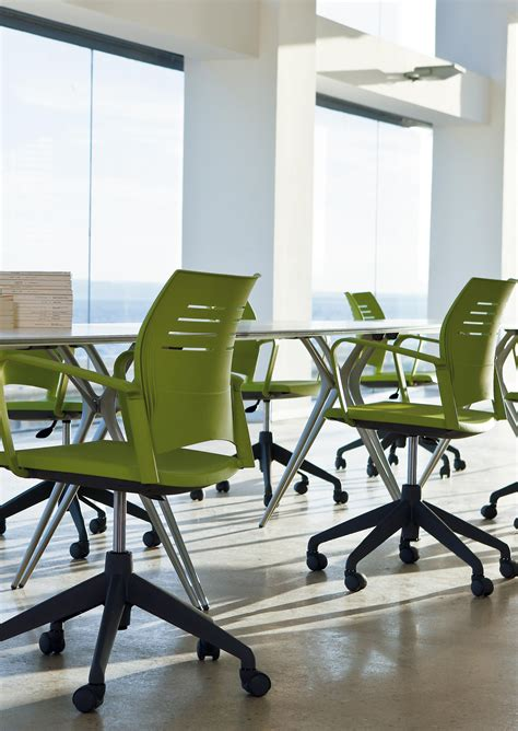 silla spacio actiu spacio silla sillas de visita de actiu architonic