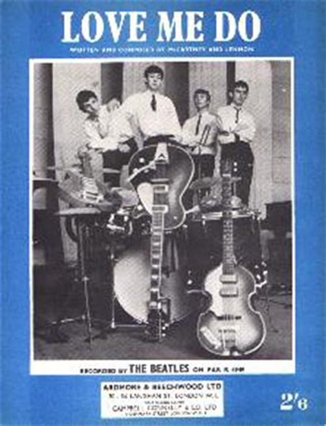 love me do quot love me do quot by the beatles the in depth story behind the