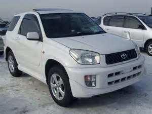 Toyota Rav4 2001 2001 Toyota Rav4 Pictures