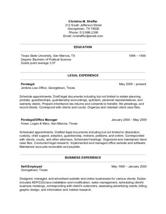 Easy Way To Make A Resume by 2 Easy Ways To Improve Your Resume With Pictures