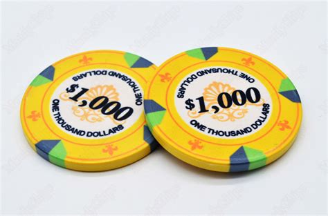 numbered poker chips poker chips  denominations