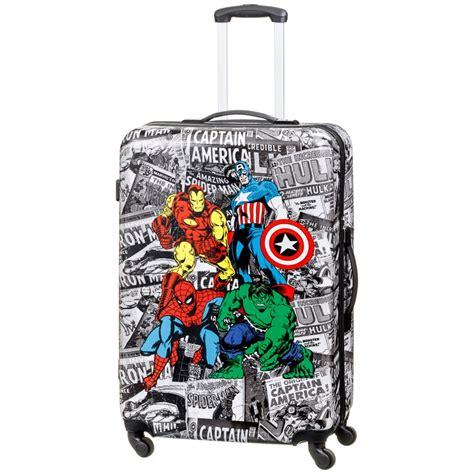 marvel comics suitcase cm luggage bm