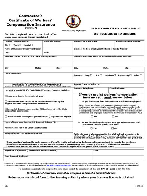 Appeal Letter For Workers Compensation Workers Compensation Forms 29 Free Templates In Pdf Word Excel