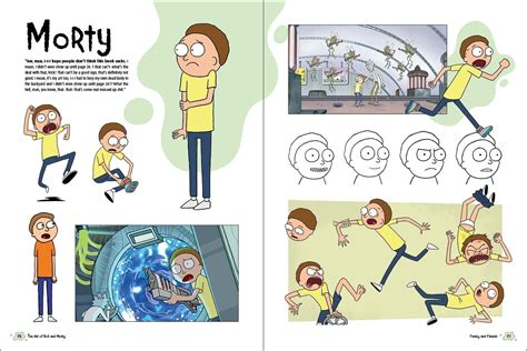 the art of rick the art of rick and morty glow in the cetusnews