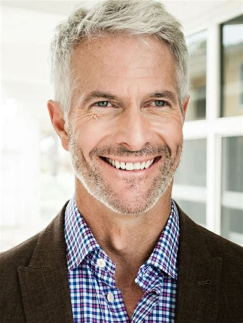 grey hair men over 50 359 best gray haired man images on pinterest man s
