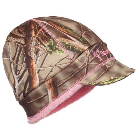 huntworth s billed camo beanie hat