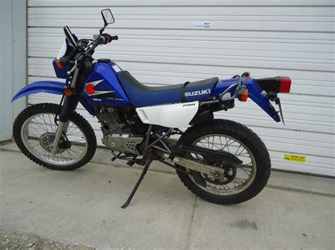 Suzuki Dr 200 For Sale by Page 240260 2006 Suzuki Dr200se 200se New And Used