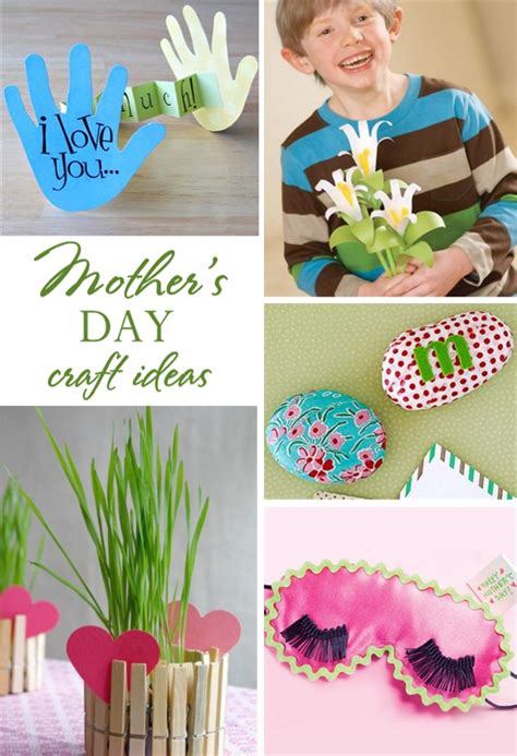 easy mothers day crafts 5 easy s day kid craft ideas byers