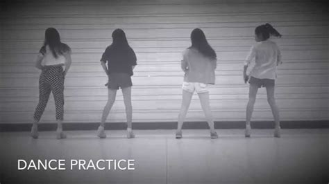 tutorial dance touch my body hot chili cover sistar touch my body dance practice