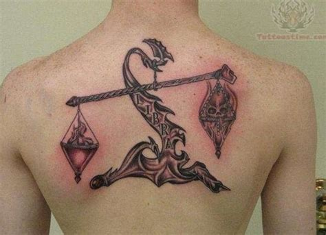 Creating Custom Libra Zodiac Sign Tattoo Designs Tribal Libra Zodiac Tattoos Designs