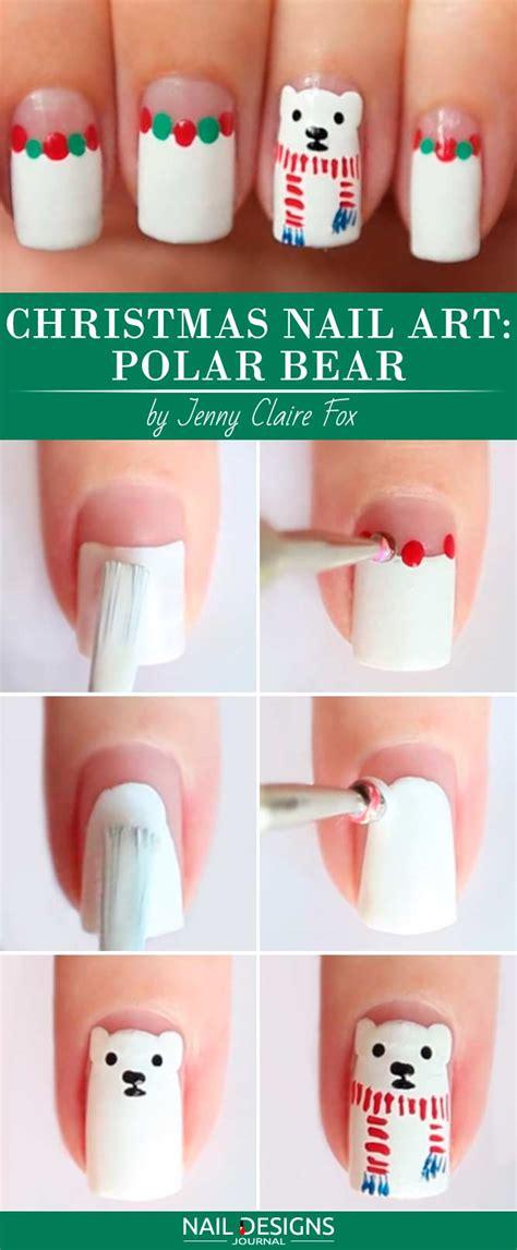 Half Moon Nail Design Procedure
