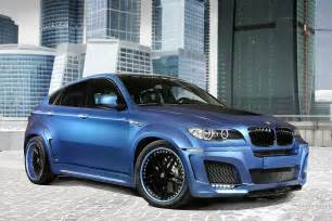 bmw x6 m car tuning
