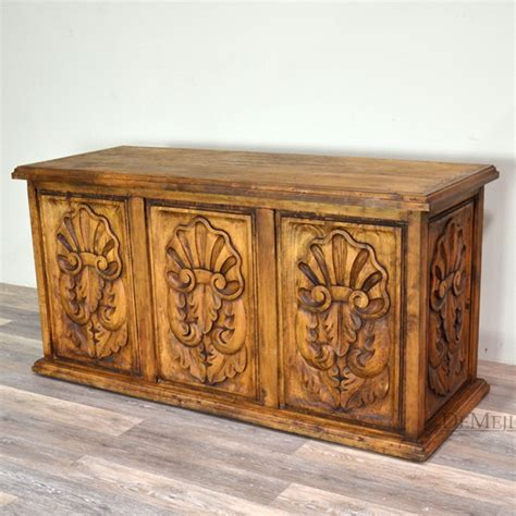 carved desk carved colonial desk world furniture demejico