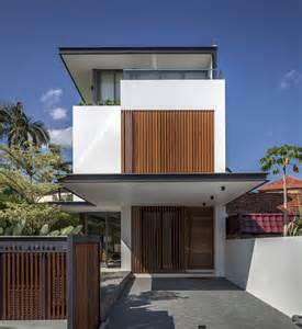 Small Home Ideas Singapore Narrow House In Singapore Encouraging Strong Family