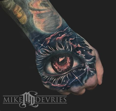 md tattoo studio cosmic eye tattoo
