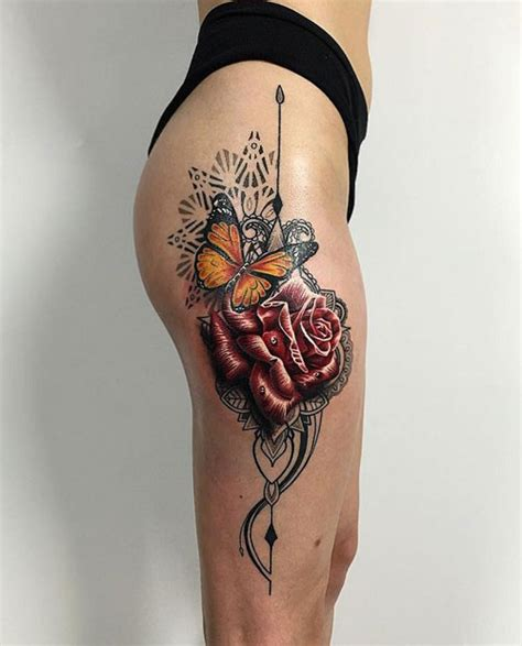 35 thigh tattoos for women love ambie