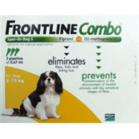 frontline for small dogs frontline plus for dogs usa
