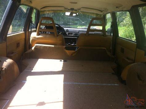 volvo wagon diesel brown exterior