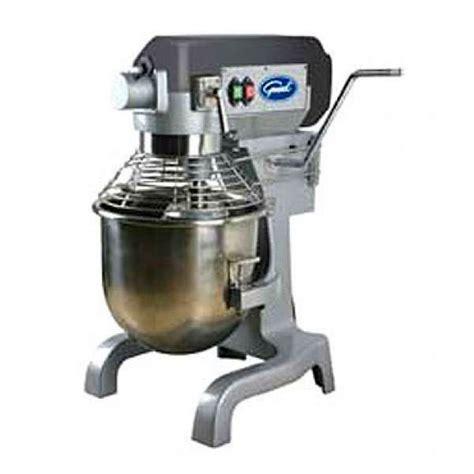 Mixer General General All Purpose Mixer 20 Quart 1 1 2 Hp 220volt 50 1 Gem120