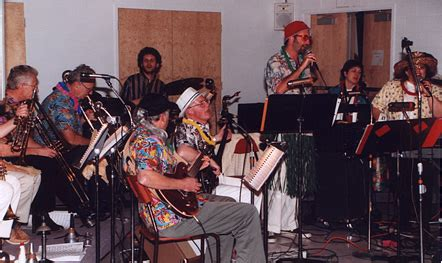 the rhythm section of a swing band normally consisted of groups and events