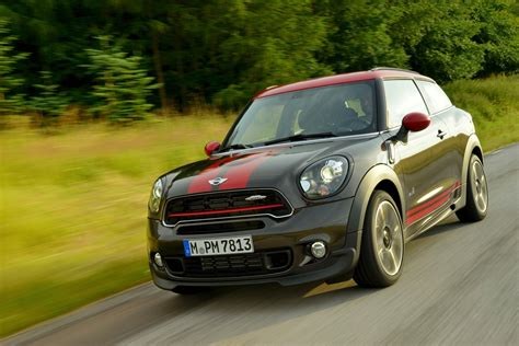 2015 mini jcw paceman all4 tested why we re second thoughts autoevolution