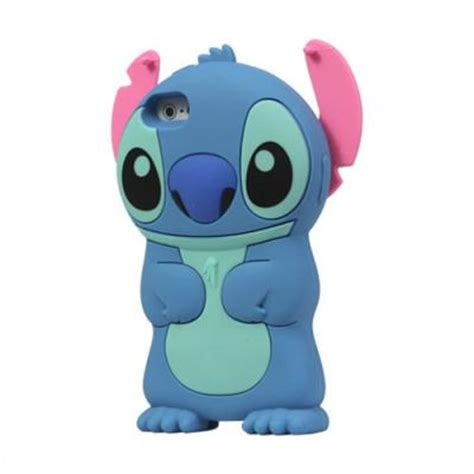 Xiaomi Redmi 4a Stitch funda silicona disney 3d lilo stitch iphone 5 color