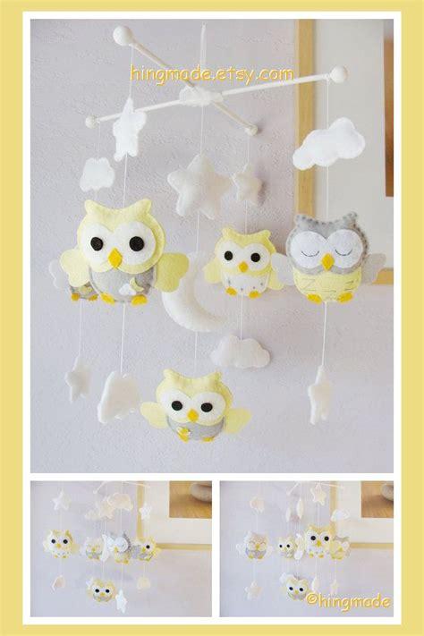 Owl Baby Mobiles Crib by Baby Mobile Owl Mobile Nursery Mobile Crib Mobile