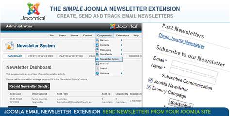 template joomla newsletter most popular joomla plugins 2013