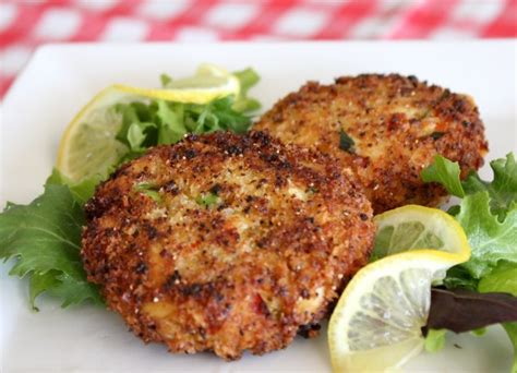 easy crab cake recipe how to make easy crab cakes good food channel