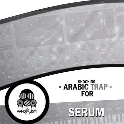 arabic loops hip hop sles vandalism shocking arabic trap for serum producer loops
