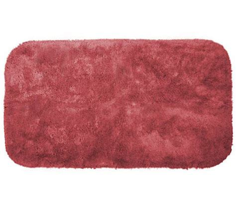 Royal Velvet Bath Rugs Royal Velvet Velur Ii 27x48 Big Soft Bath Rug Qvc
