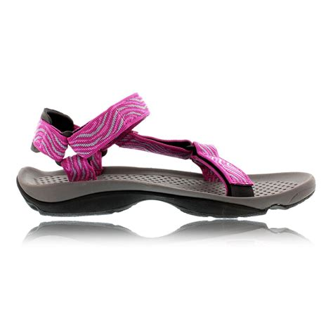 Flip Flops Comfortable For Walking by Teva Hurricane 3 Womens Pink Hiking Walking Sandals Flip