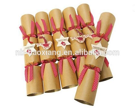 christmas day candy cracker handmade gift party