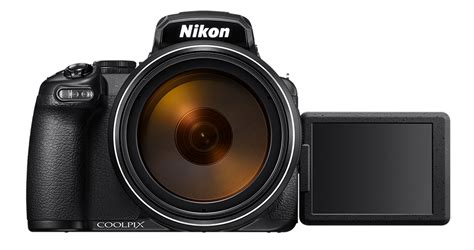nikon small nikon coolpix p1000 a small with a zoom