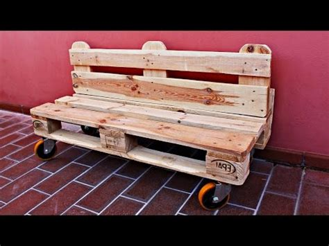 costruire una panchina di legno come costruire una panchina con due bancali tutorial doovi