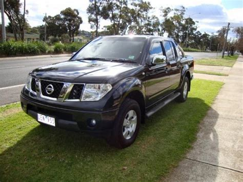 Nissan Navara 2006 Model