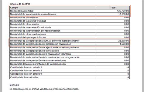 formato registro de activos fijos sunat registro de activos fijos electr 243 nico noticiero contable