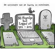 Sandra De Haan  3 Cartoons Over Social Media En Internet