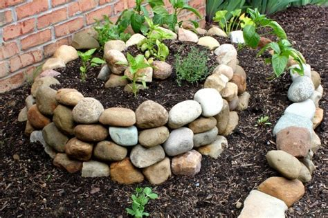 Rock Vegetable Garden Rock Garden Gardens Pinterest