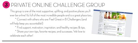 8 simple weeks to feeling great a health challenge for everyone books 8 week challenge feel great in 8