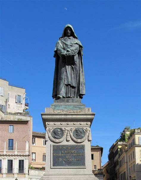 the biography of giordano bruno scientist and philosopher