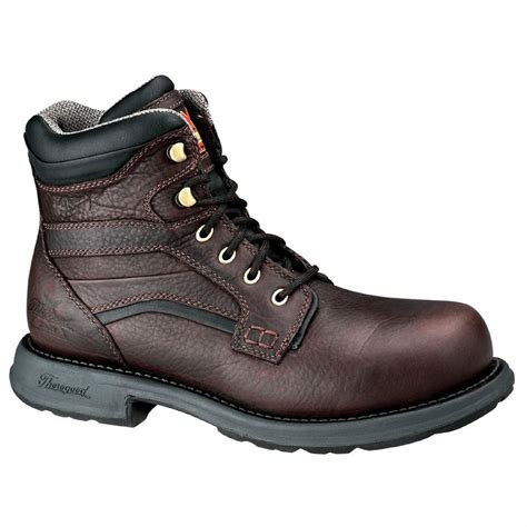 sport steel toe shoes s thorogood 174 6 quot steel toe sport boots brown