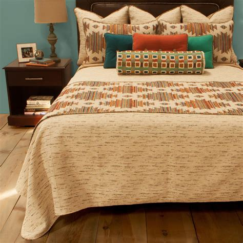 coverlets king cicero reversible coverlet king