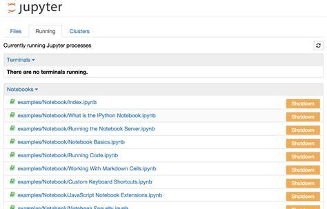 Note Book Running Run 20 Sheet notebook basics jupyter notebook 5 5 0 dev0 documentation