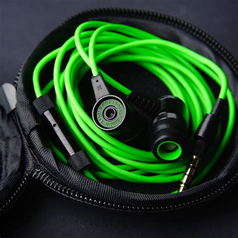 Headset Razer Hammerhead razer hammerhead pro in ear gaming headphones