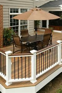 trex deck ideas 10 best ideas about composite decking on trex