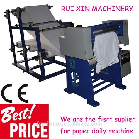 Small Machine For Home Big Size Paper Doily Machine For Small Business At Home