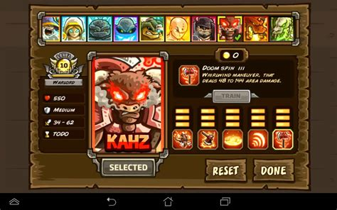 kingdom rush frontiers hacked heroes full version kingdom rush frontiers kahz youtube