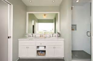 Candice Olson Sconces White Double Vanity Ideas Transitional Bathroom Simo